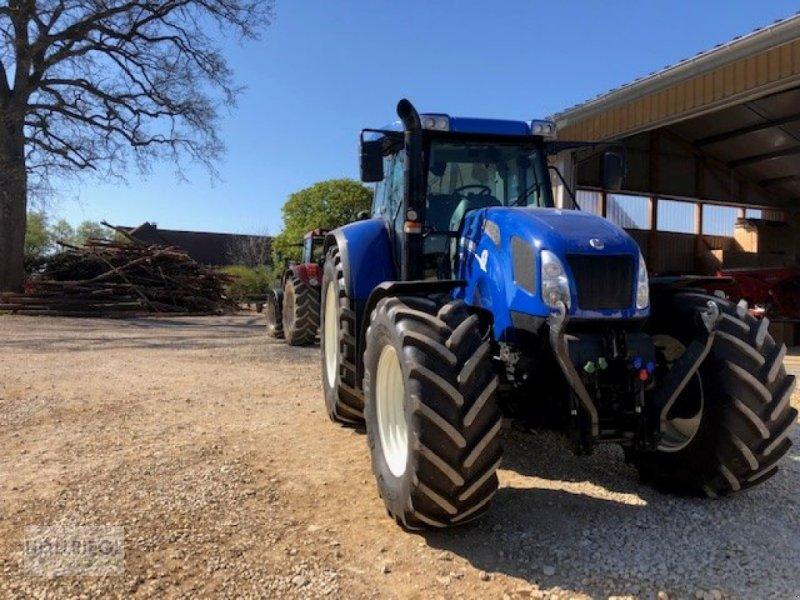 Traktor des Typs New Holland TVT 190, Gebrauchtmaschine in Hohenburg (Bild 1)