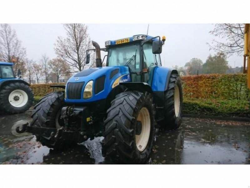 Traktor типа New Holland TVT 195, Gebrauchtmaschine в Bladel (Фотография 1)