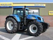 Traktor a típus New Holland TVT170, Gebrauchtmaschine ekkor: BENNEKOM