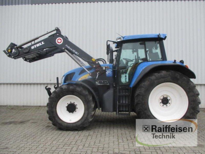 Traktor des Typs New Holland TVT170, Gebrauchtmaschine in Holle (Bild 1)