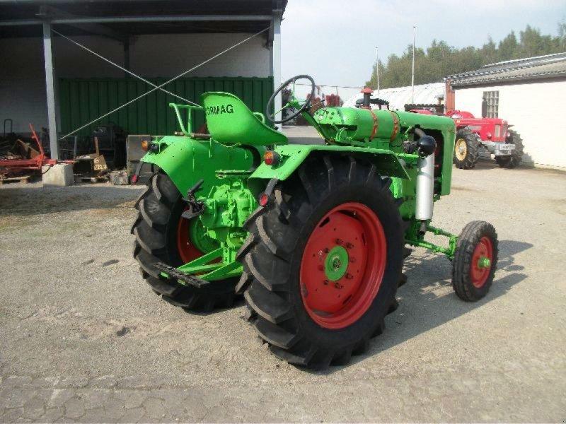 Traktor tip Normag NG 35, Gebrauchtmaschine in Coppenbrügge (Poză 4)