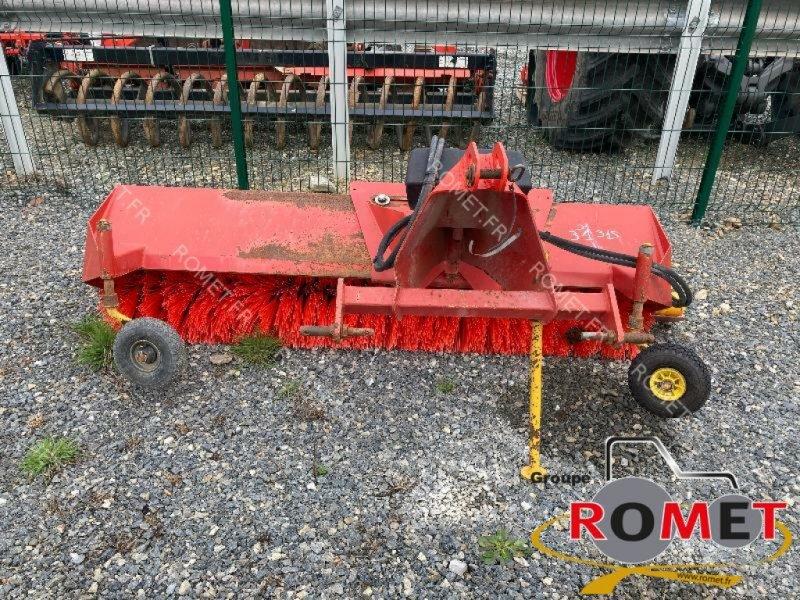 Traktor типа Rabaud SUPERNET2100A, Gebrauchtmaschine в Gennes sur glaize (Фотография 1)