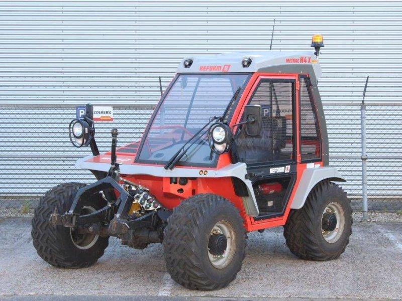 Traktor des Typs Reform Metrac H4X, Gebrauchtmaschine in Geldermalsen (Bild 1)