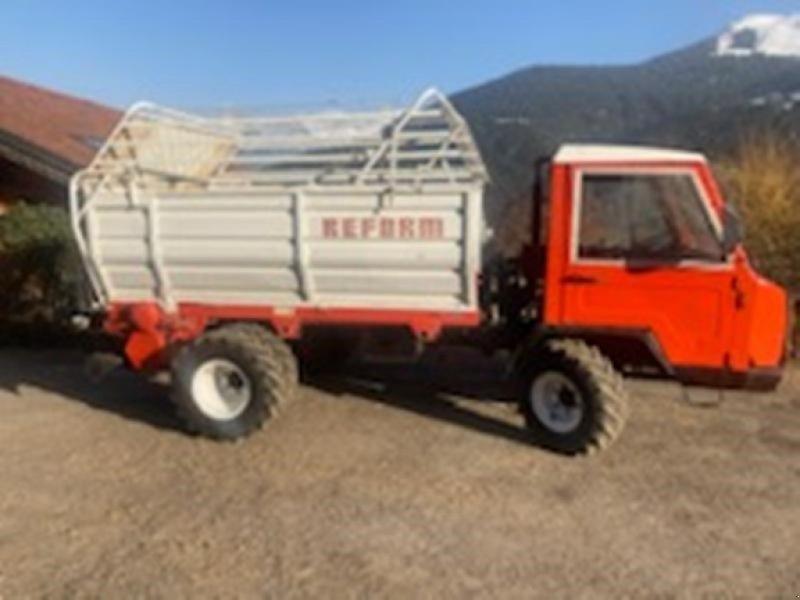 Traktor a típus Reform Mulli, Gebrauchtmaschine ekkor: Troistorrents (Kép 1)