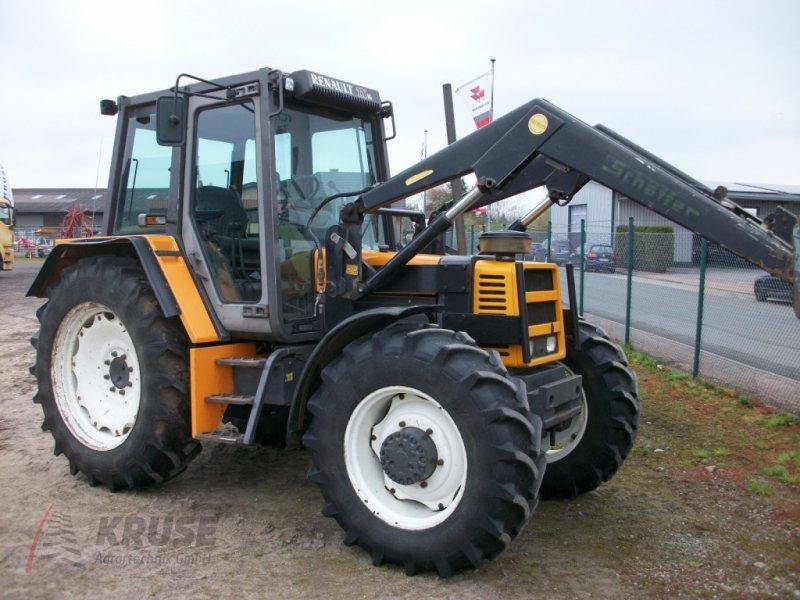 Traktor des Typs Renault 103.14 TX, Gebrauchtmaschine in Fürstenau (Bild 1)