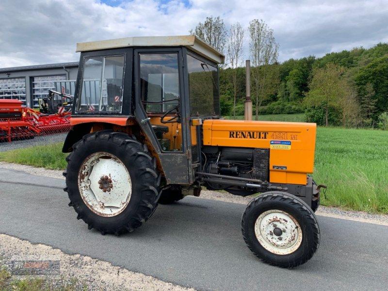 Traktor des Typs Renault 421 M, Gebrauchtmaschine in Lichtenfels (Bild 4)