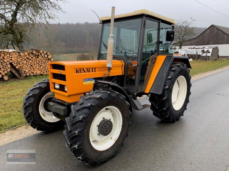Traktor des Typs Renault 651.4 S, Gebrauchtmaschine in Lichtenfels (Bild 1)