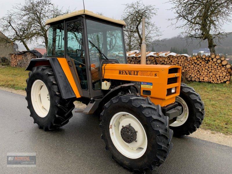 Traktor des Typs Renault 651.4 S, Gebrauchtmaschine in Lichtenfels (Bild 2)