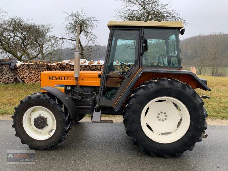 Traktor des Typs Renault 651.4 S, Gebrauchtmaschine in Lichtenfels (Bild 6)