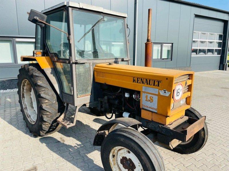 Traktor des Typs Renault 75.12, Gebrauchtmaschine in Coevorden (Bild 1)