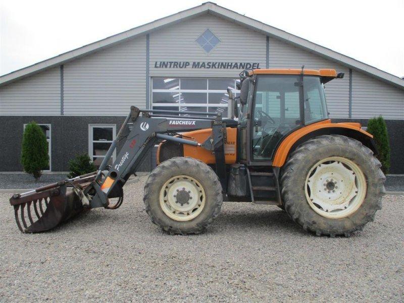 Traktor a típus Renault Ares 550RZ Med fuldhydraulisk frontlæsser, Gebrauchtmaschine ekkor: Lintrup (Kép 1)