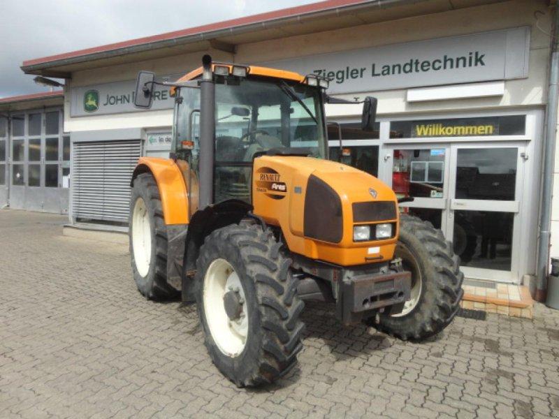 Traktor типа Renault Ares 556 RX, Gebrauchtmaschine в Kandern-Tannenkirch (Фотография 1)