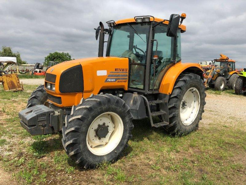Traktor des Typs Renault ARES 620 RZ, Gebrauchtmaschine in PONT DE L ISERE (Bild 1)