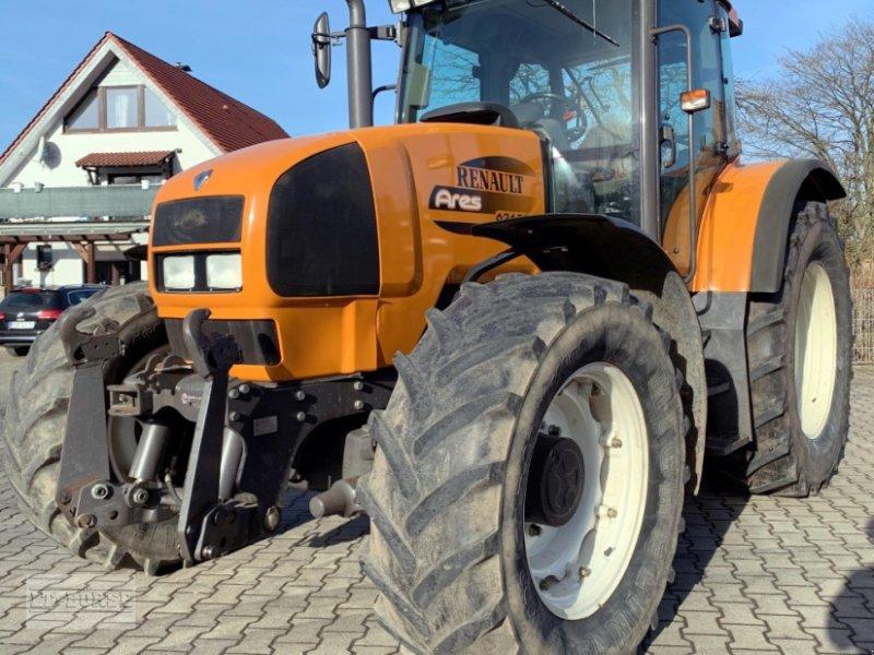 Traktor des Typs Renault Ares 626 RZ, Gebrauchtmaschine in Bramsche (Bild 1)