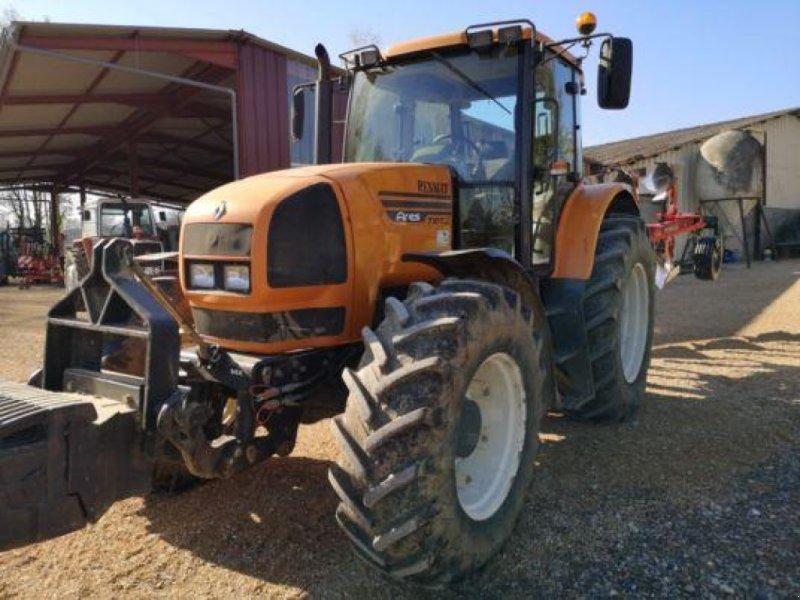 Traktor a típus Renault ARES 710 RZ, Gebrauchtmaschine ekkor: Muespach (Kép 1)