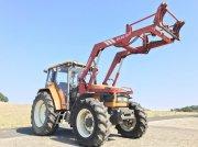 Traktor typu Renault Ceres 345 X mit Frontlader, Gebrauchtmaschine w Steinau