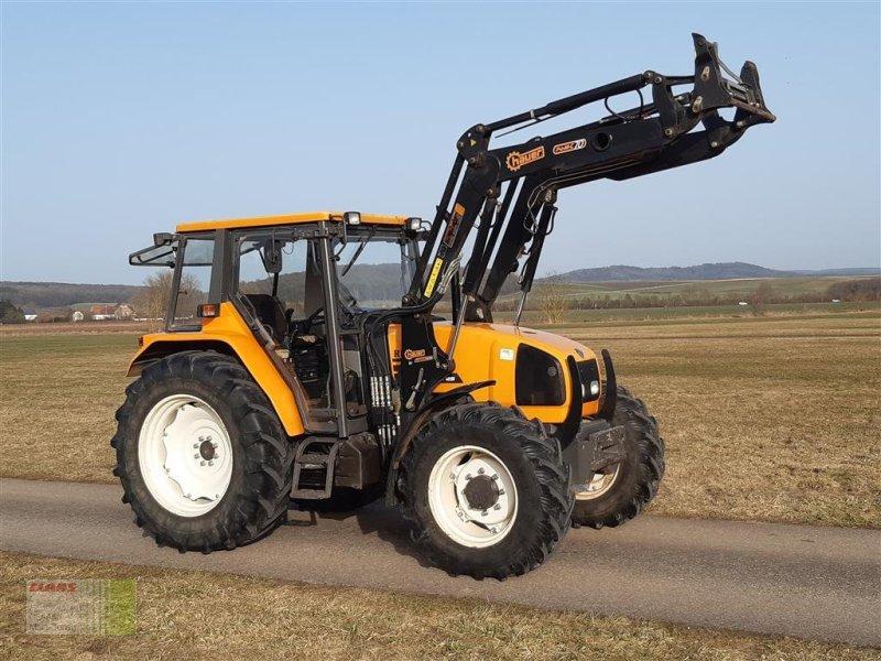 Traktor a típus Renault Ceres 345 X, Gebrauchtmaschine ekkor: Wassertrüdingen (Kép 1)