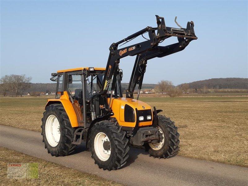 Traktor a típus Renault Ceres 345 X, Gebrauchtmaschine ekkor: Wassertrüdingen (Kép 3)