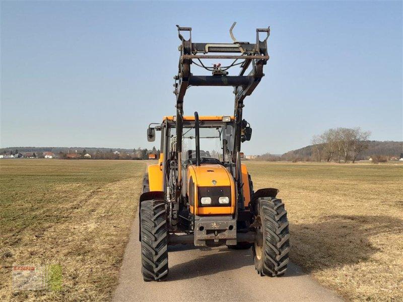 Traktor a típus Renault Ceres 345 X, Gebrauchtmaschine ekkor: Wassertrüdingen (Kép 4)