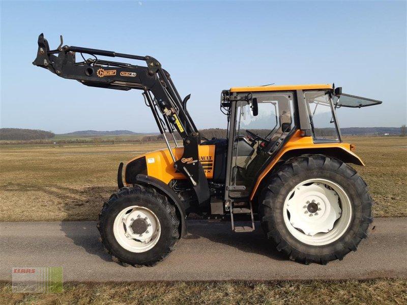 Traktor a típus Renault Ceres 345 X, Gebrauchtmaschine ekkor: Wassertrüdingen (Kép 7)