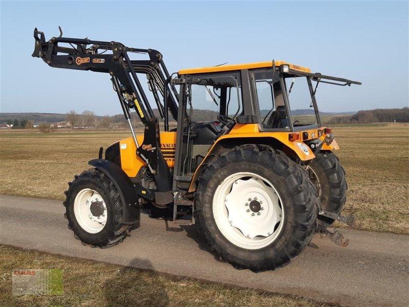 Traktor a típus Renault Ceres 345 X, Gebrauchtmaschine ekkor: Wassertrüdingen (Kép 8)