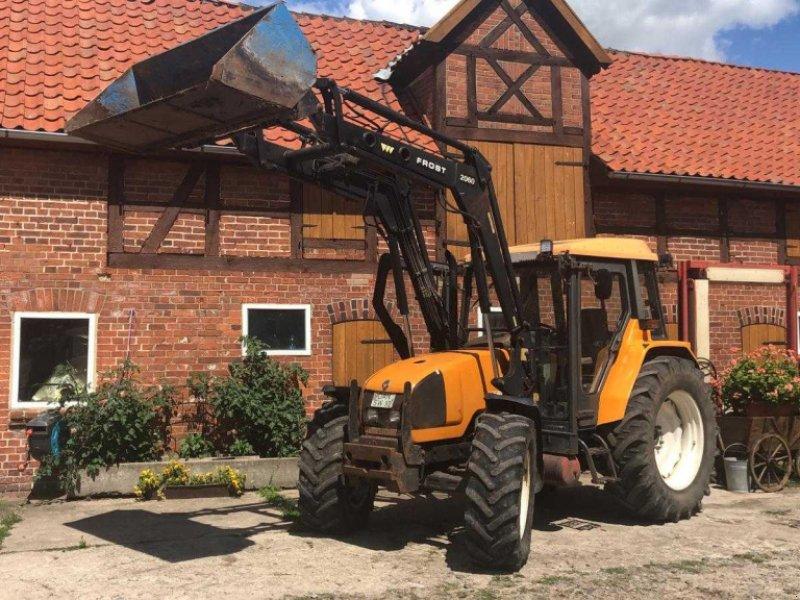 Traktor типа Renault Ceres 95, Gebrauchtmaschine в Langendorf (Фотография 1)