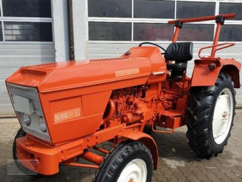 Traktor des Typs Renault R7231-S, Gebrauchtmaschine in Kleinlangheim - Atzhausen (Bild 1)