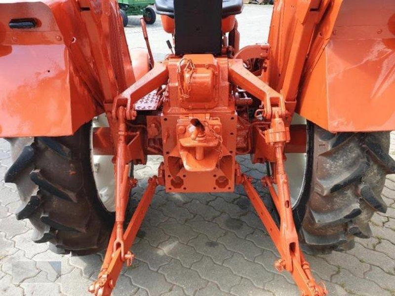 Traktor des Typs Renault R7231-S, Gebrauchtmaschine in Kleinlangheim (Bild 4)