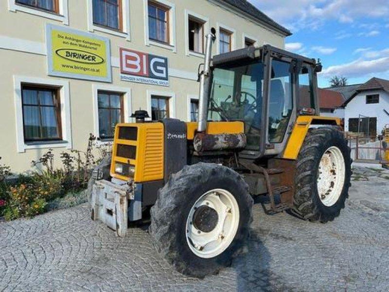 Traktor des Typs Renault Renault 110-14 Allradtraktor, Gebrauchtmaschine in Brunn an der Wild (Bild 1)