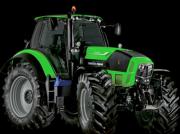 Same Deutz Fahr 7250 TTV Тракторы