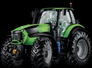 Same Deutz Fahr 9340 TTV Тракторы