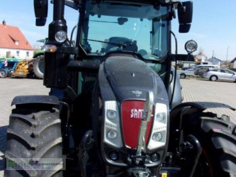 """Traktor типа Same 120 HD-GS Explorer Sondermodel """"Druckluft kostenlos"""", Neumaschine в Buchdorf (Фотография 1)"""