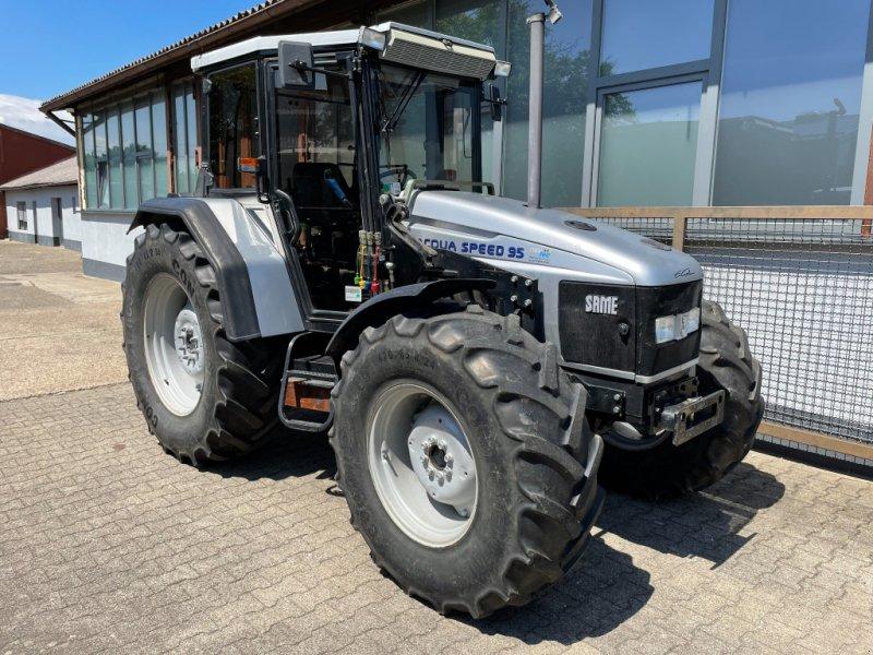 Same ACQUA SPEED 95 Allrad Traktor Schlepper Traktor