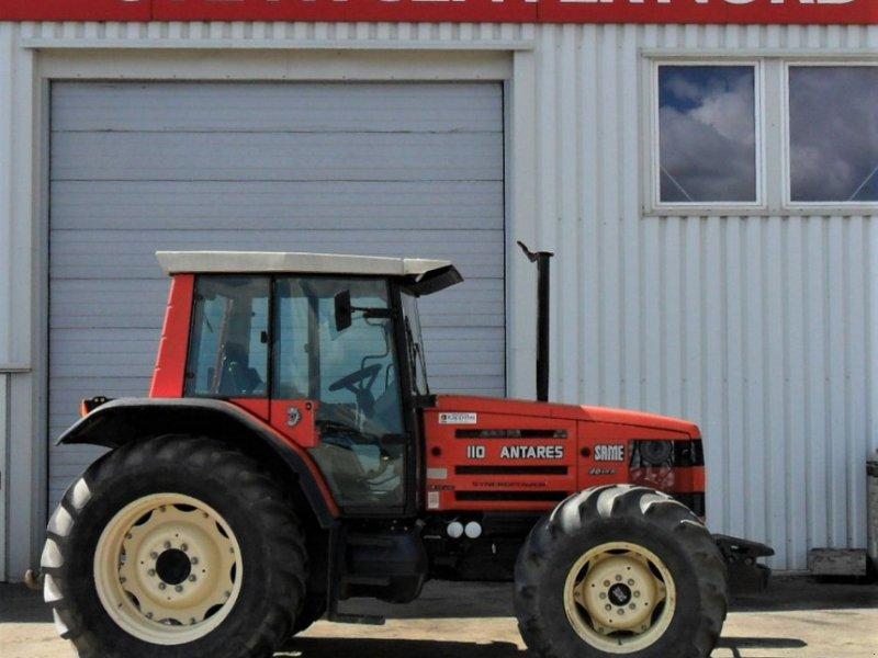 Traktor des Typs Same Antares 110 DT Originalkab., Gebrauchtmaschine in Harmannsdorf-Rückers (Bild 3)
