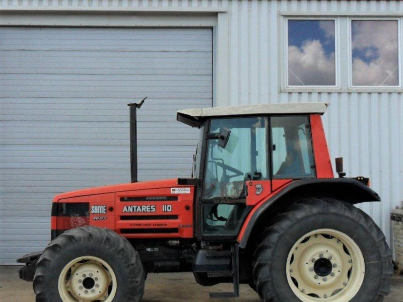 Traktor des Typs Same Antares 110 DT Originalkab., Gebrauchtmaschine in Harmannsdorf-Rückers (Bild 1)