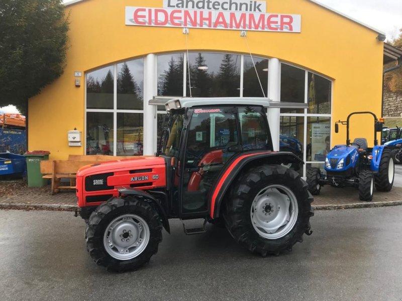 Traktor des Typs Same Argon 60 DT 16/8, Gebrauchtmaschine in Burgkirchen (Bild 5)