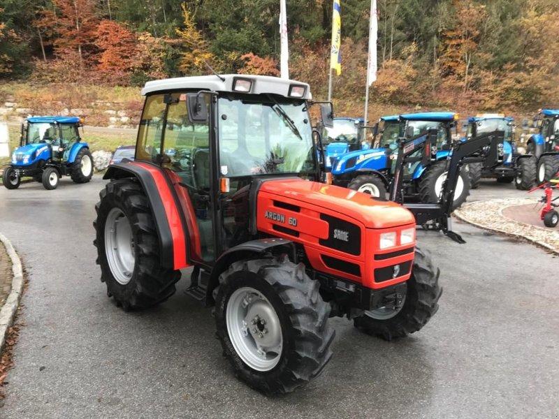 Traktor des Typs Same Argon 60 DT 16/8, Gebrauchtmaschine in Burgkirchen (Bild 4)