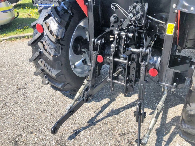 Traktor des Typs Same Argon III 75, Gebrauchtmaschine in Villach (Bild 4)