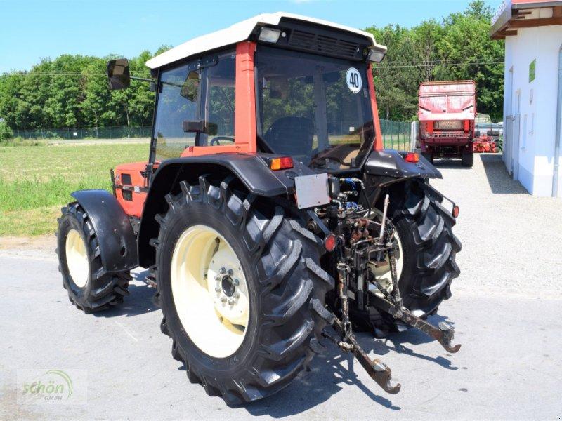 Traktor typu Same Aster 70 Turbo - ein niederer Traktor im guten Zustand mit 40 km/h-Zulassung, Gebrauchtmaschine v Burgrieden (Obrázok 4)
