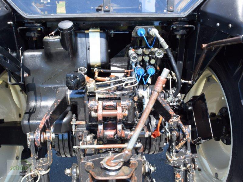 Traktor typu Same Aster 70 Turbo - ein niederer Traktor im guten Zustand mit 40 km/h-Zulassung, Gebrauchtmaschine v Burgrieden (Obrázok 9)
