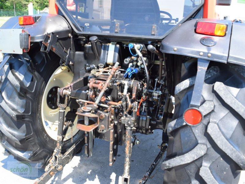 Traktor typu Same Aster 70 Turbo - ein niederer Traktor im guten Zustand mit 40 km/h-Zulassung, Gebrauchtmaschine v Burgrieden (Obrázok 10)