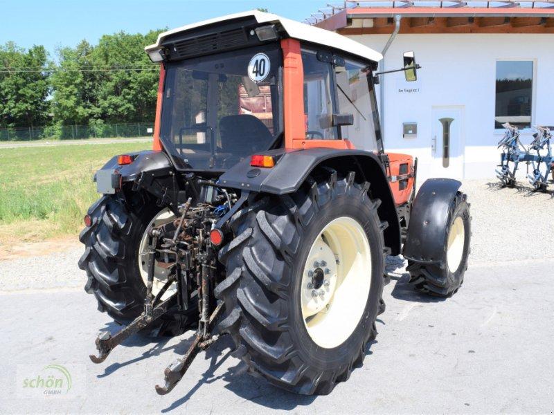 Traktor typu Same Aster 70 Turbo - ein niederer Traktor im guten Zustand mit 40 km/h-Zulassung, Gebrauchtmaschine v Burgrieden (Obrázok 11)
