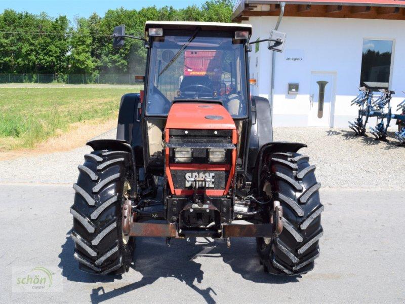 Traktor typu Same Aster 70 Turbo - ein niederer Traktor im guten Zustand mit 40 km/h-Zulassung, Gebrauchtmaschine v Burgrieden (Obrázok 16)
