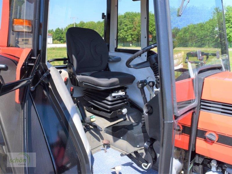 Traktor typu Same Aster 70 Turbo - ein niederer Traktor im guten Zustand mit 40 km/h-Zulassung, Gebrauchtmaschine v Burgrieden (Obrázok 24)
