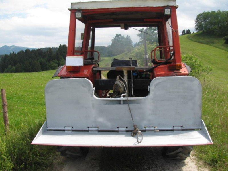 Traktor a típus Same Corsaro 70 DT, Gebrauchtmaschine ekkor: Bad Bayersoien (Kép 2)