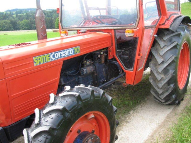 Traktor a típus Same Corsaro 70 DT, Gebrauchtmaschine ekkor: Bad Bayersoien (Kép 3)