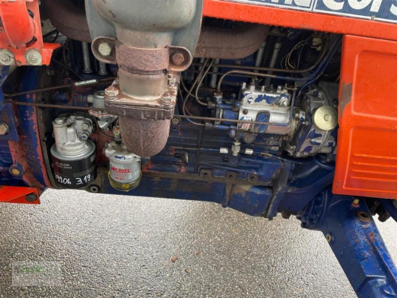 Traktor типа Same CORSARO 70, Gebrauchtmaschine в Uhingen (Фотография 10)