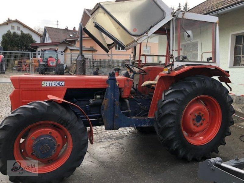 Traktor des Typs Same Corsaro 70, Gebrauchtmaschine in Regen (Bild 3)
