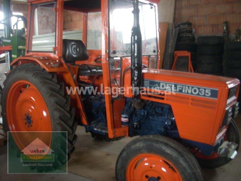 Traktor des Typs Same DELFINO 2 RM, Gebrauchtmaschine in Eferding (Bild 1)