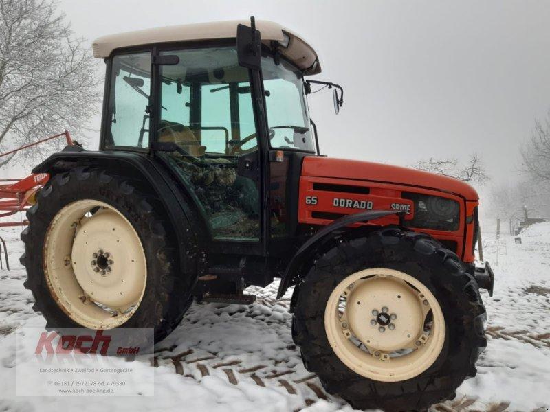 Traktor des Typs Same Dorado 65, Gebrauchtmaschine in Neumarkt / Pölling (Bild 1)